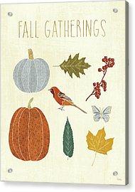 Autumn Song Vii Acrylic Print