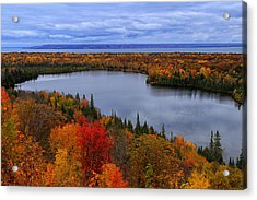 Autumn Spectacle  Acrylic Print