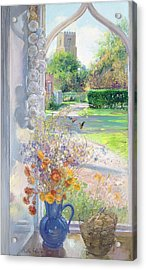 Autumn Still Life Acrylic Print by Timothy Easton