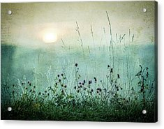 Autumn Sunrise Acrylic Print