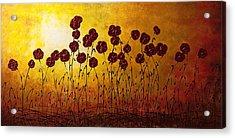 Autumn Valley Acrylic Print