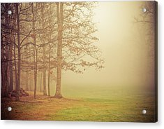 Autumn Whisper Acrylic Print by Olivia StClaire