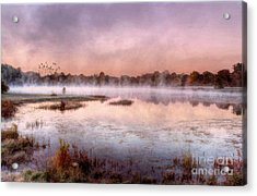 Autumns Light Acrylic Print