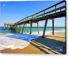 Avalon Pier Acrylic Print