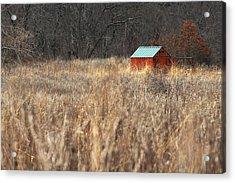 Avalon Preserve Stony Brook New York Acrylic Print