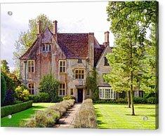 Avebury Manor -1 Acrylic Print