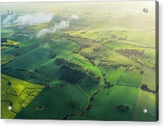 Avon Valley Acrylic Print by Neal Pritchard Photography