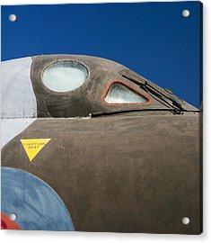 Avro Vulcan B.mk 2 Bomber Acrylic Print by Carol Leigh