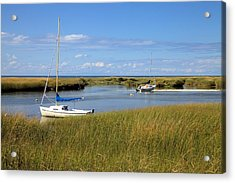 Acrylic Print featuring the photograph Awaiting Adventure by Gordon Elwell