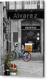 Awaiting Delivery Acrylic Print