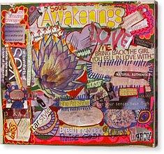 Awake Oh My Soul Acrylic Print