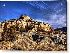 Awakening Desert Acrylic Print