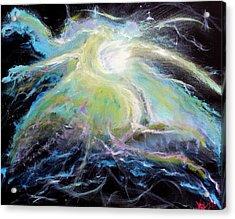 Awakening Acrylic Print by James Kruse