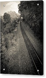 Away From Here Acrylic Print by Off The Beaten Path Photography - Andrew Alexander