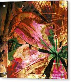 Awed Acrylic Print by Yanni Theodorou