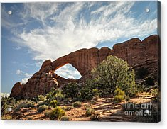 Awesome Arch Acrylic Print
