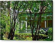 Awesome Victorian Porch Acrylic Print