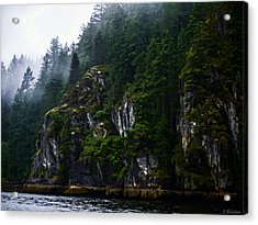 Awesomeness Of Nature Acrylic Print by Jordan Blackstone