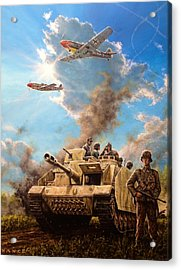 Axis Front 1944 Acrylic Print