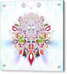 Aya Zlameh Acrylic Print by Aeres Vistaas
