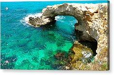 Ayia Napa In Cyprus Acrylic Print