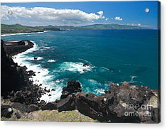 Azores Islands Ocean Acrylic Print by Gaspar Avila
