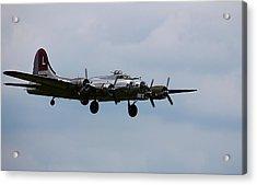 B-17 Yankee Lady Acrylic Print