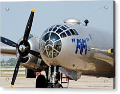 B-29 Bomber Fifi Acrylic Print