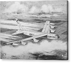 B-52 Acrylic Print