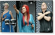 Acrylic Print featuring the photograph B-52s by Don Olea