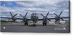 B29  Superfortress Acrylic Print