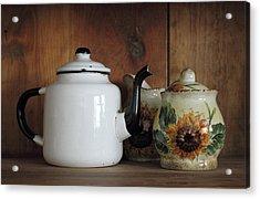 Baba's Teapot Acrylic Print