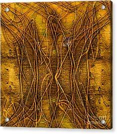 Babylon By Rail Acrylic Print