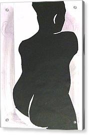 Back Acrylic Print