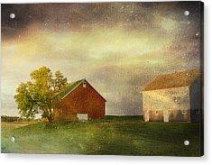 Back Home Again In Indiana Acrylic Print