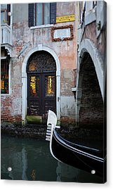 Back Through Time Acrylic Print
