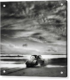 Back To The Future ... Acrylic Print