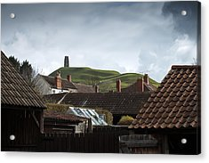 Acrylic Print featuring the photograph Back Yard Tor by Stewart Scott