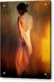 Backlight Acrylic Print by Gun Legler