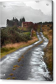 Backroads Of Ireland Acrylic Print