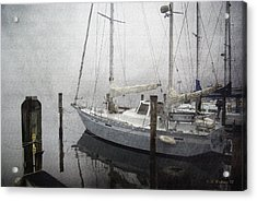 Bad Weather Acrylic Print by Brian Wallace