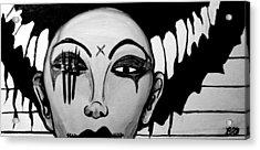 Badeye Acrylic Print