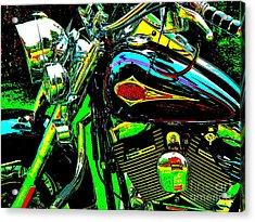 Bahre Car Show 223 Acrylic Print by George Ramos