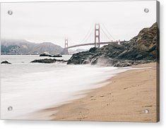 Baker Beach Acrylic Print