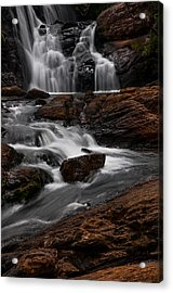 Bakers Fall IIi. Horton Plains National Park. Sri Lanka Acrylic Print by Jenny Rainbow