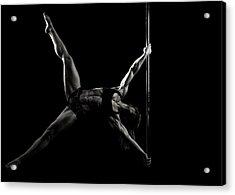 Balance Of Power 2012 Series #5 Acrylic Print