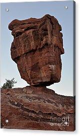 Balanced Rock Acrylic Print