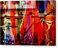 Balboa Glasslight Acrylic Print