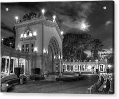 Balboa Park Organ Pavilion Acrylic Print