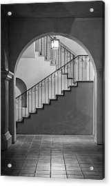 Balboa Park Stairs Acrylic Print